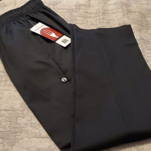 Chef Works Black Chef Pants